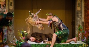 Deafinitely perform A Midsummer Night's Dream