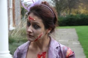 Zombie in the Garden